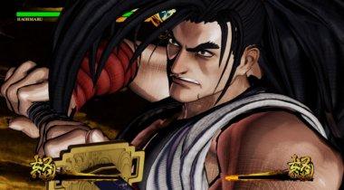 Так выглядит самурай Shodown Nintendo Switch в своем первом трейлере 1