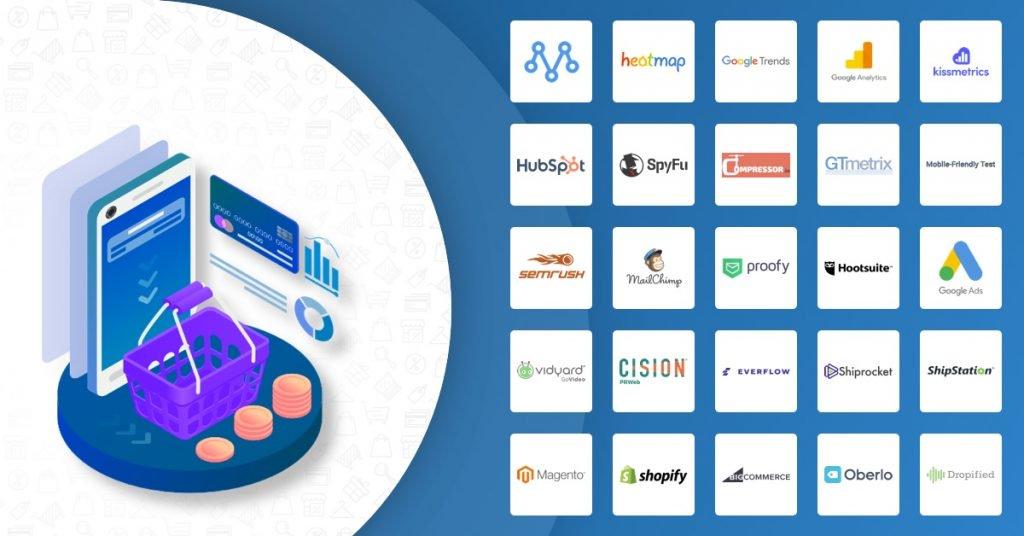 25 лучших приложений для электронной коммерции, способствующих развитию онлайн-бизнеса в 2019-20 гг. 2