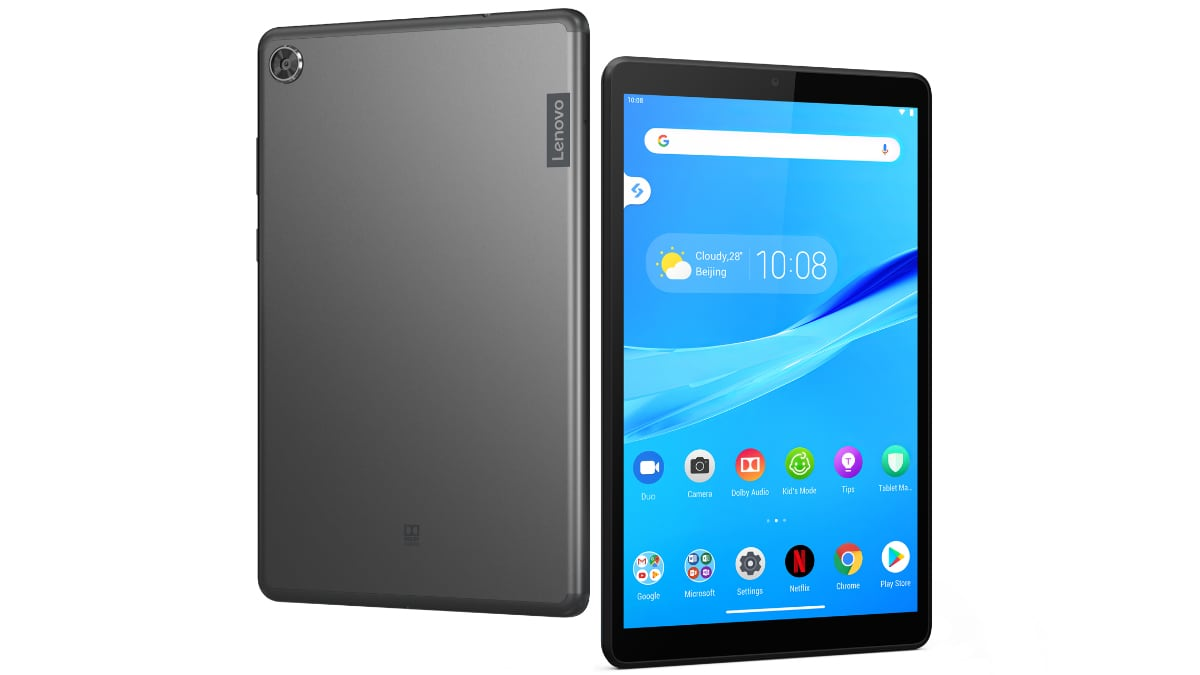 Lenovo Tab M8, Lenovo Tab M7 Budget Tablets With Android Pie Launched