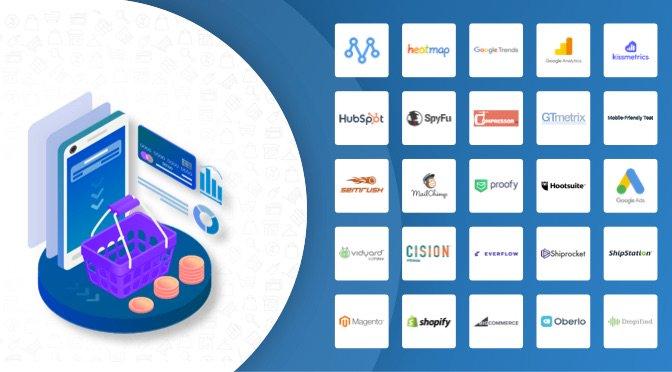 25 лучших приложений для электронной коммерции, способствующих развитию онлайн-бизнеса в 2019-20 гг. 1