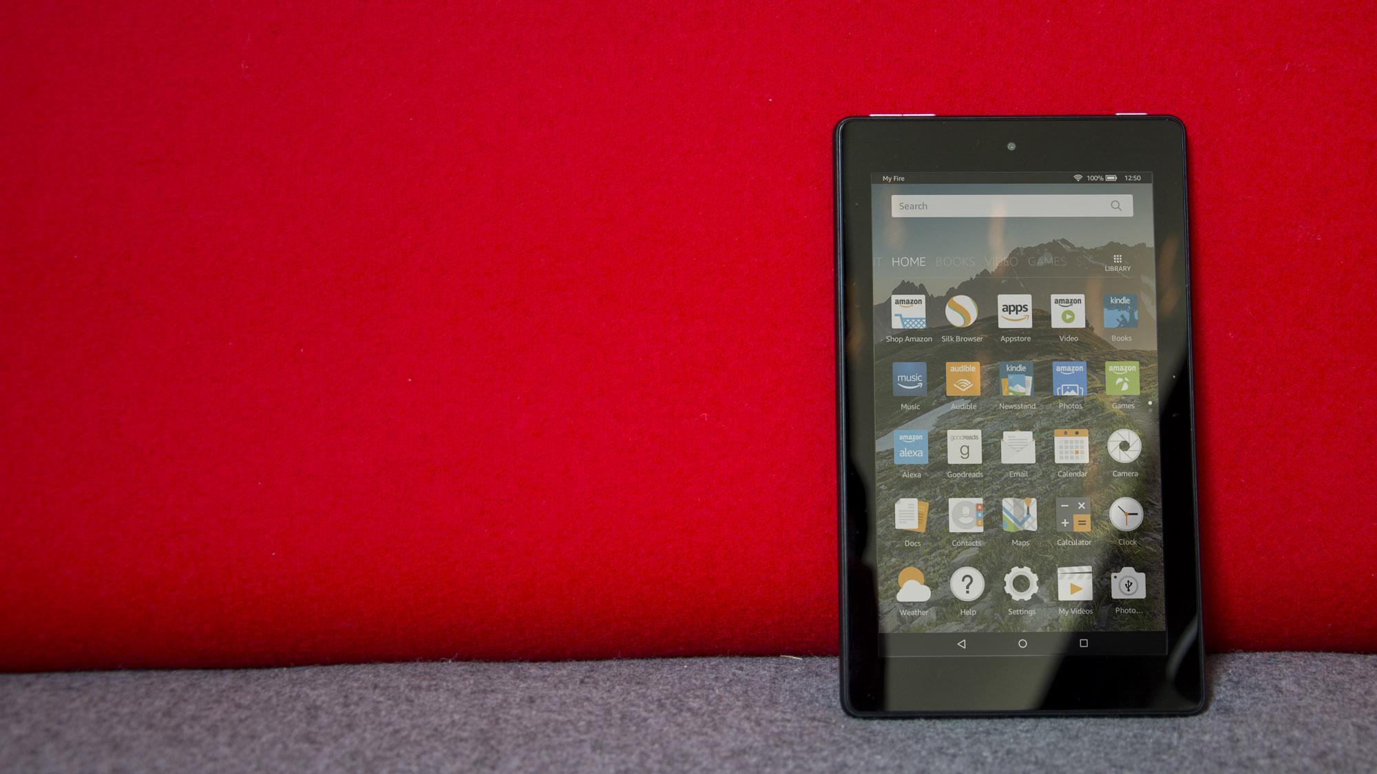 Amazon Обзор Fire 7 (2017): выгодный планшет, который был заменен