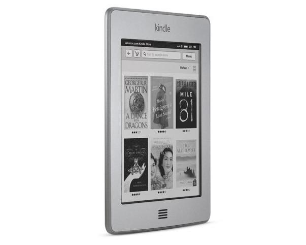 Amazon Kindle  Представлены сенсорные модели
