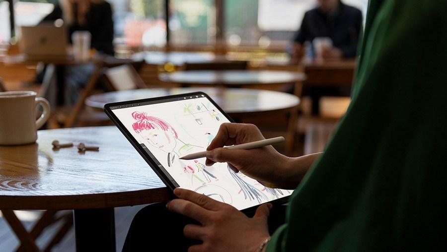 Apple Возможна поддержка карандаша AppleАйфонов 2019 года