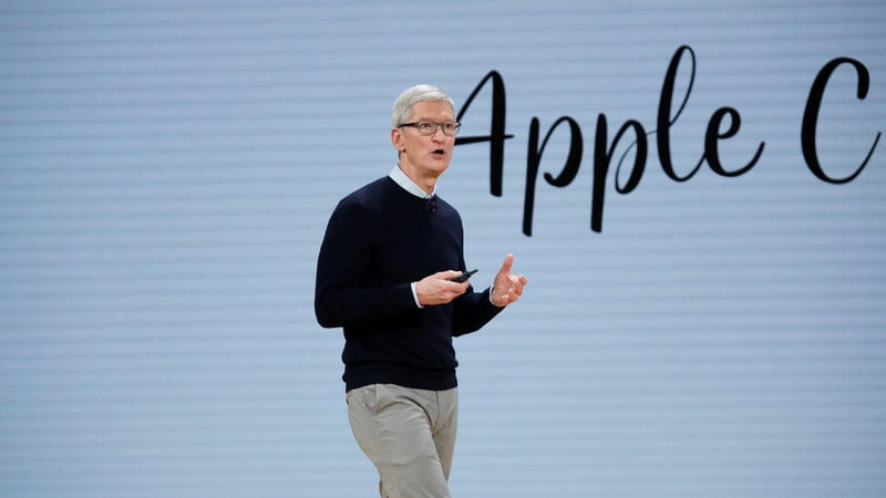 Apple CEO Tim Cook Says Confident of Prospects Despite Naysayers