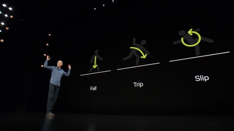 Apple WatchОбнаружение падения спасло жизнь эпилептической женщине