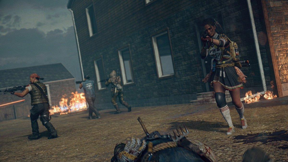▷ ▷ Call of Duty: Black Ops 4 обновление версии 1.23 в прямом эфире 1