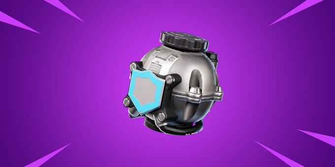 Fortnite Shield Bubble