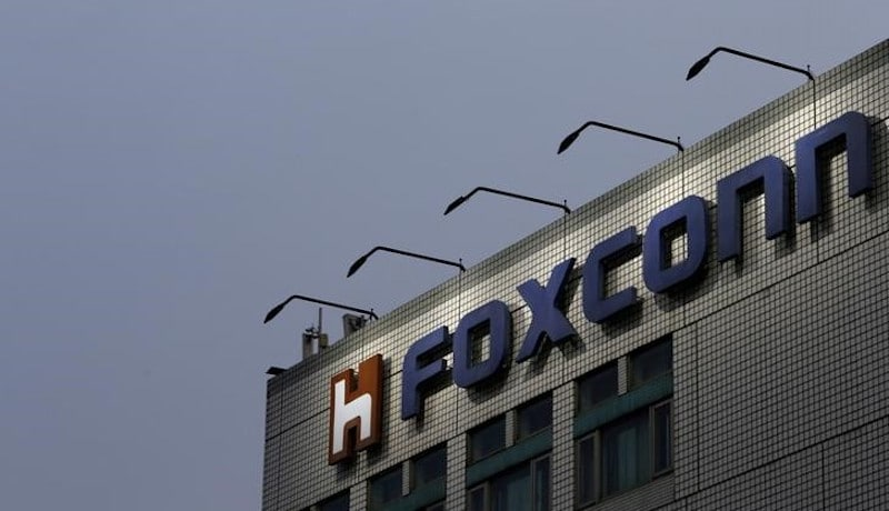 Foxconn to Set Up Industrial AI R&D Centre in Hyderabad