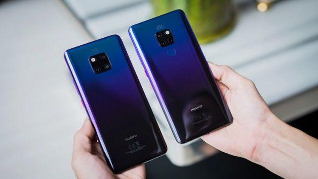 Huawei Mate 30 поддерживает беспроводную быструю зарядку 25 Вт