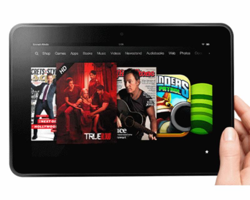 Kindle Fire HD объявлен для запуска в Великобритании