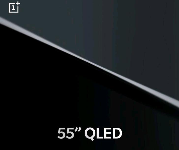 """OnePlus TV выйдет в размере 55 """"с дисплеем QLED, согласно заявлению компании"""