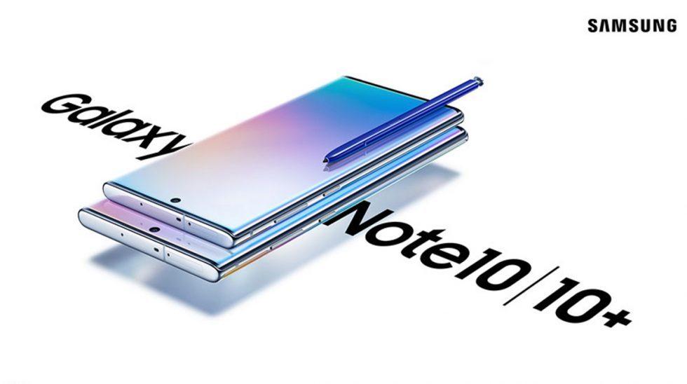 Самсунг Galaxy Note  10 наконец-то раскрыто ... но не Samsung