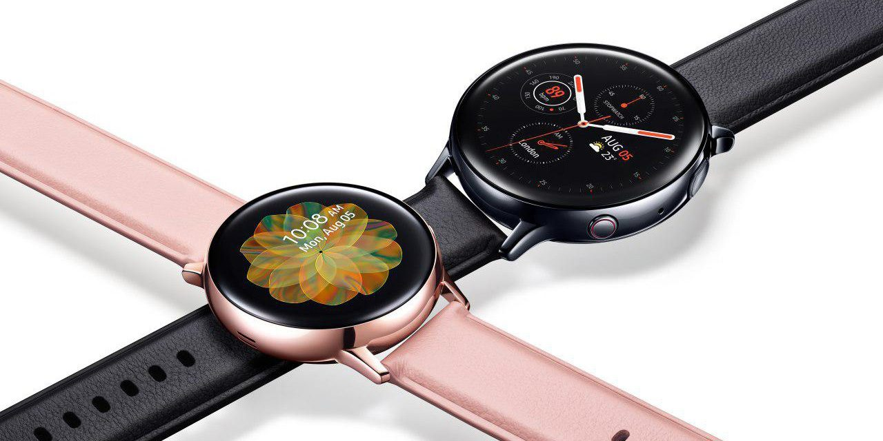 Samsung Galaxy Часы Active2 начинаются с $ 279, предлагают LTE, «цифровую» вращающуюся панель
