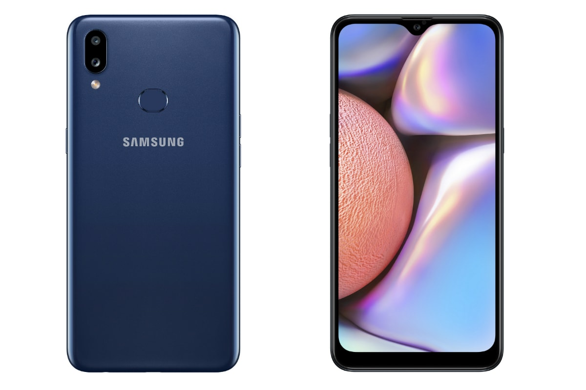 Samsung Galaxy A10s With Dual Rear Cameras, Octa-Core SoC Launched: Specifications