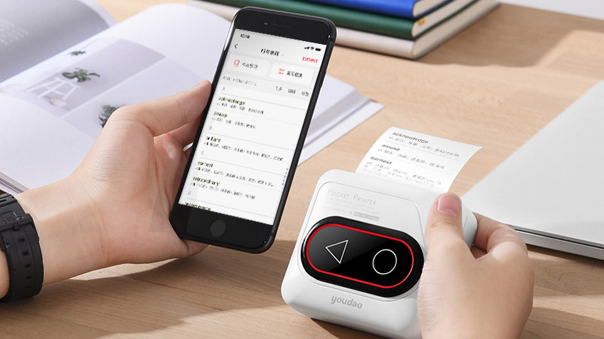 Xiaomi Youdao Memobird G4 Pocket Printer