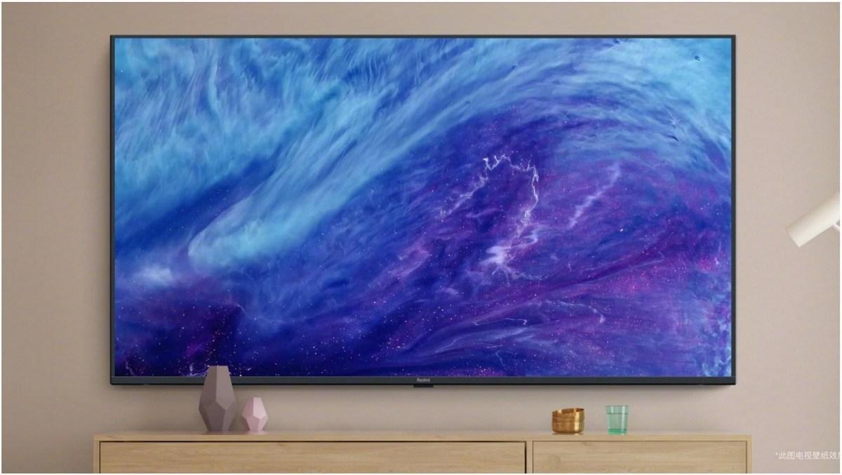 Xiaomi представляет 70-дюймовый 4K Redmi TV
