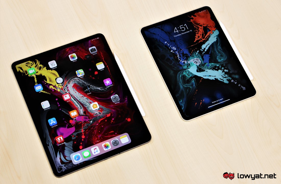 iPad Pro серии с тройными задними камерами; IPad начального уровня, чтобы получить две камеры