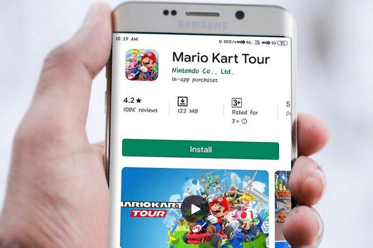 «Mario Kart Tour» запускается на Android и iOS с подпиской Gold Pass стоимостью $ 4,99