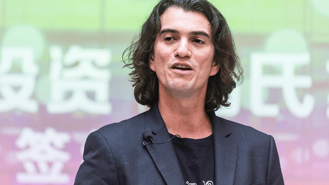 Адам Нойманн, основатель и генеральный директор WeWork, покидает компанию