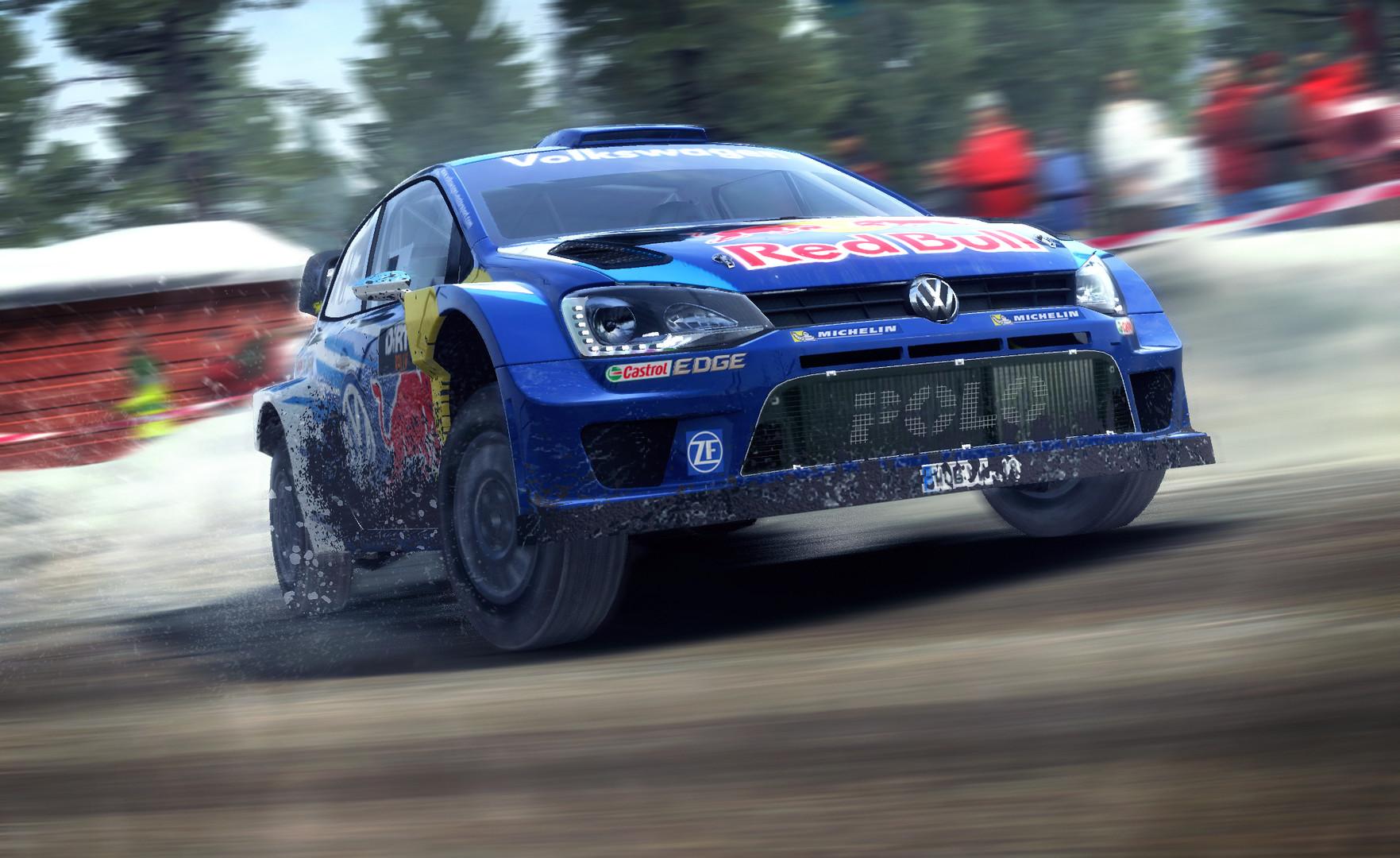 Бесплатные игры: вот еще один шанс получить DiRT Rally бесплатно