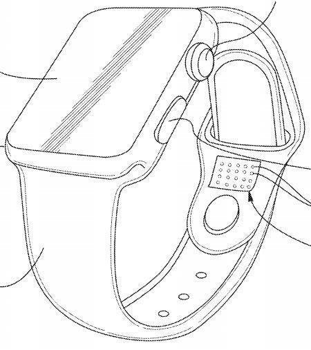 Будущее Apple Watch Полосы могут подтвердить вашу текстуру кожи