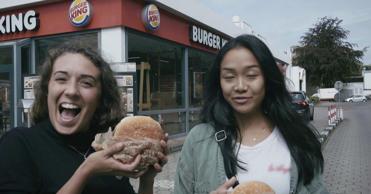 Бургер Кинг берет Макдональдс на зерно