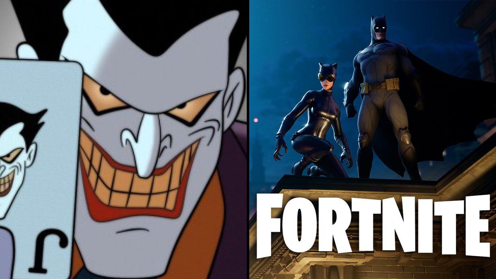 Все местоположения Joker Gas Canister в Fortnite для вызова события Бэтмена - Fortnite вентиляторы