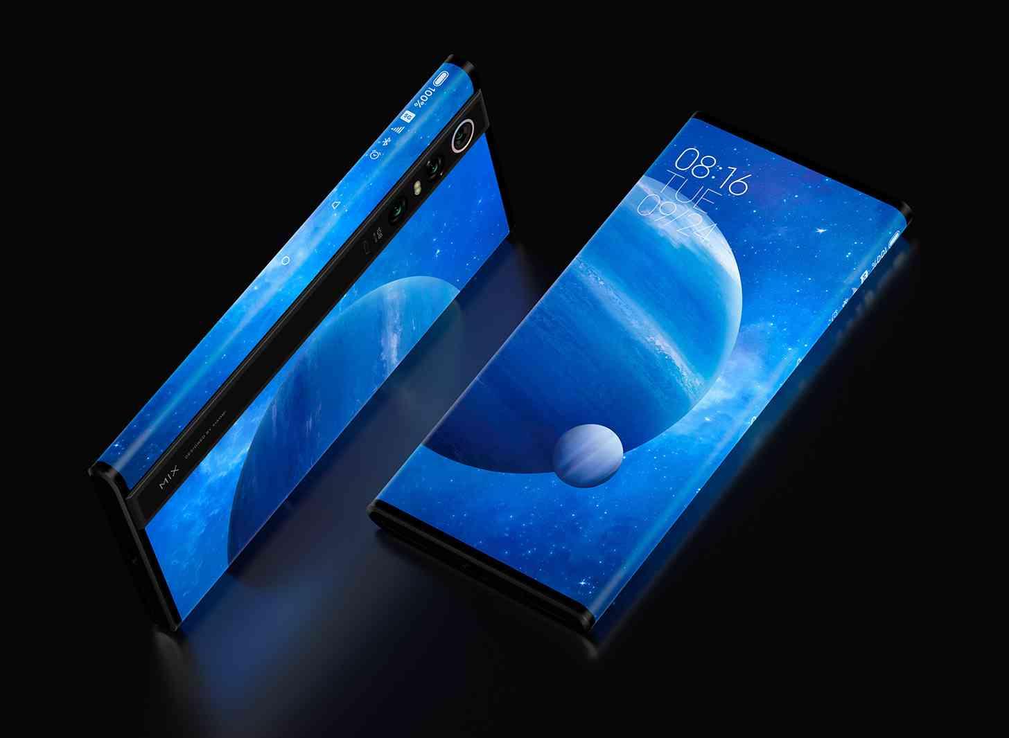 Вы заинтересованы в Mi Mix Alpha от Xiaomi?