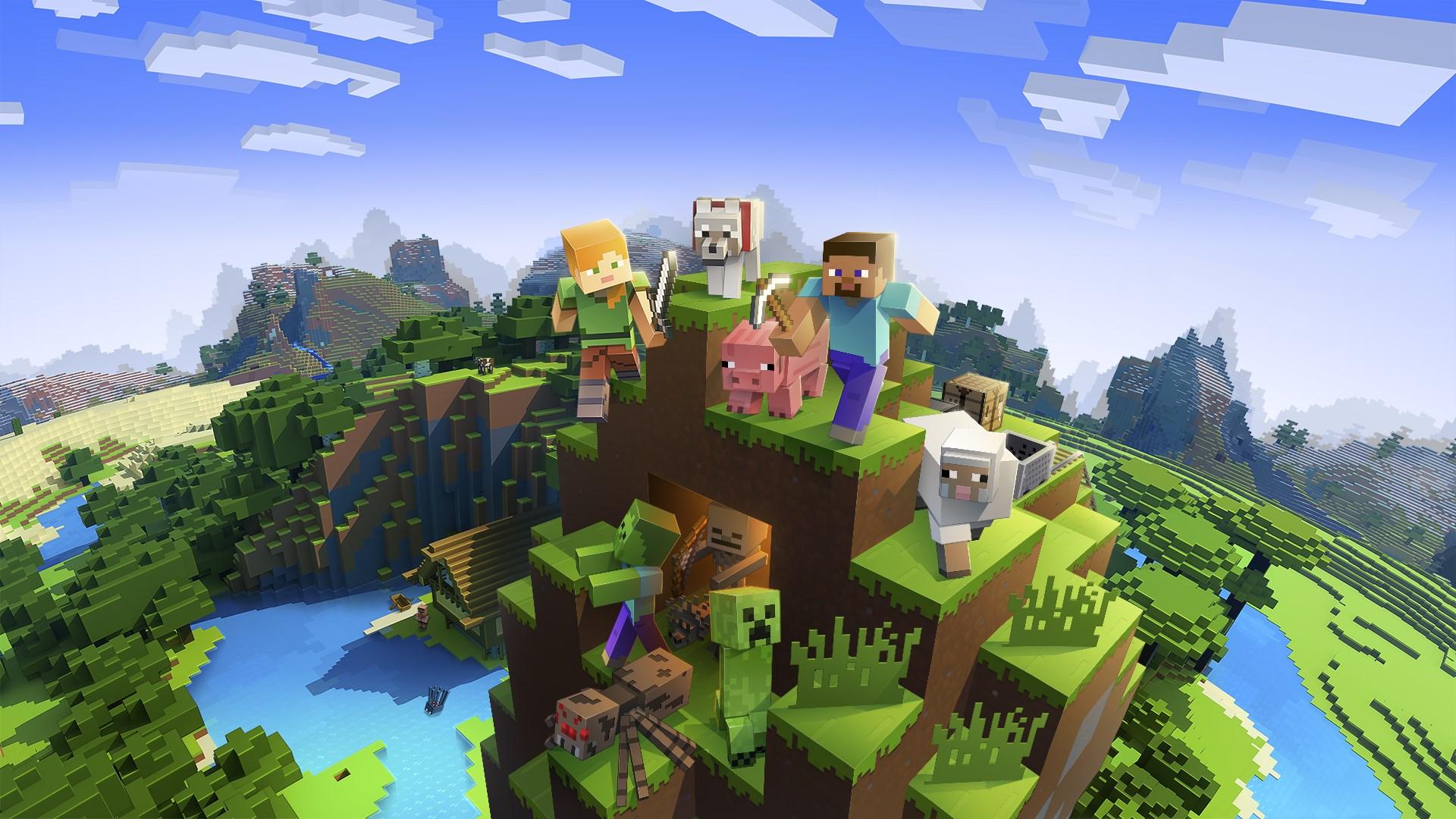 Игра Lego Minecraft теперь имеет 112 миллионов активных игроков в месяц