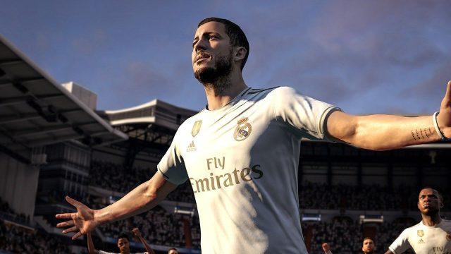 FIFA 20 EA Access Ошибка загрузки