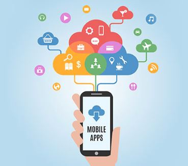 What services are included in mobile app development?