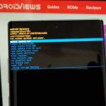 Как загрузить Galaxy Note  10 в режимах загрузки и восстановления