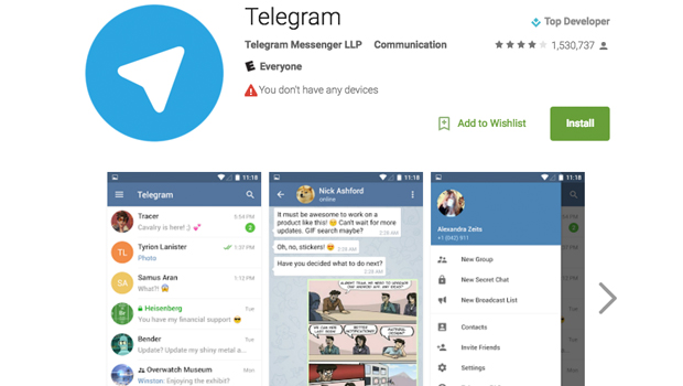 Как запланировать отправку текстов позже в Telegram