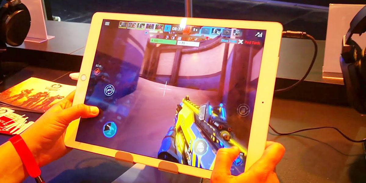 Скачать бета-версию игры Shadowgun War для Android