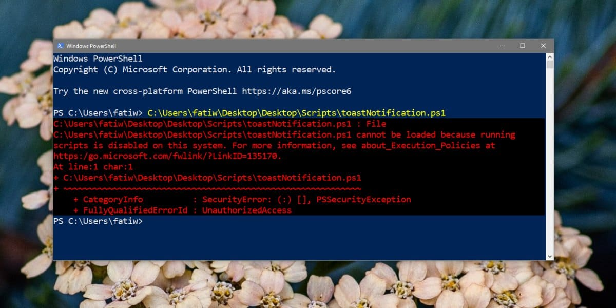 How To Auto-run PowerShell Scripts On Windows 10