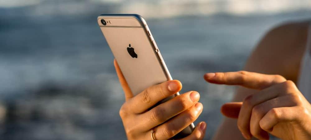 Как обновить iPhone до iOS 13