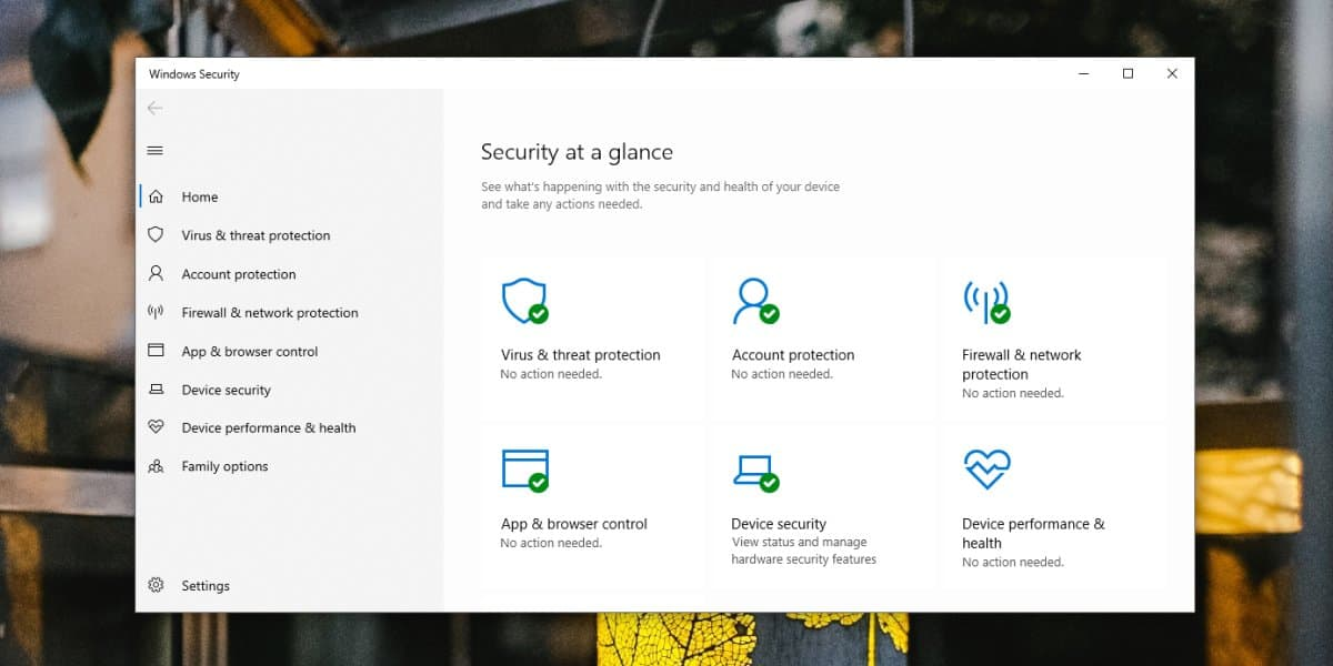How To Disable The Windows Defender Summary Notification In Windows 10