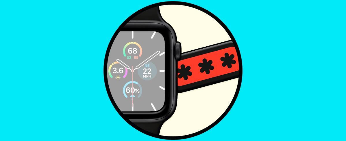 Как поставить или удалить код Apple Watch 5