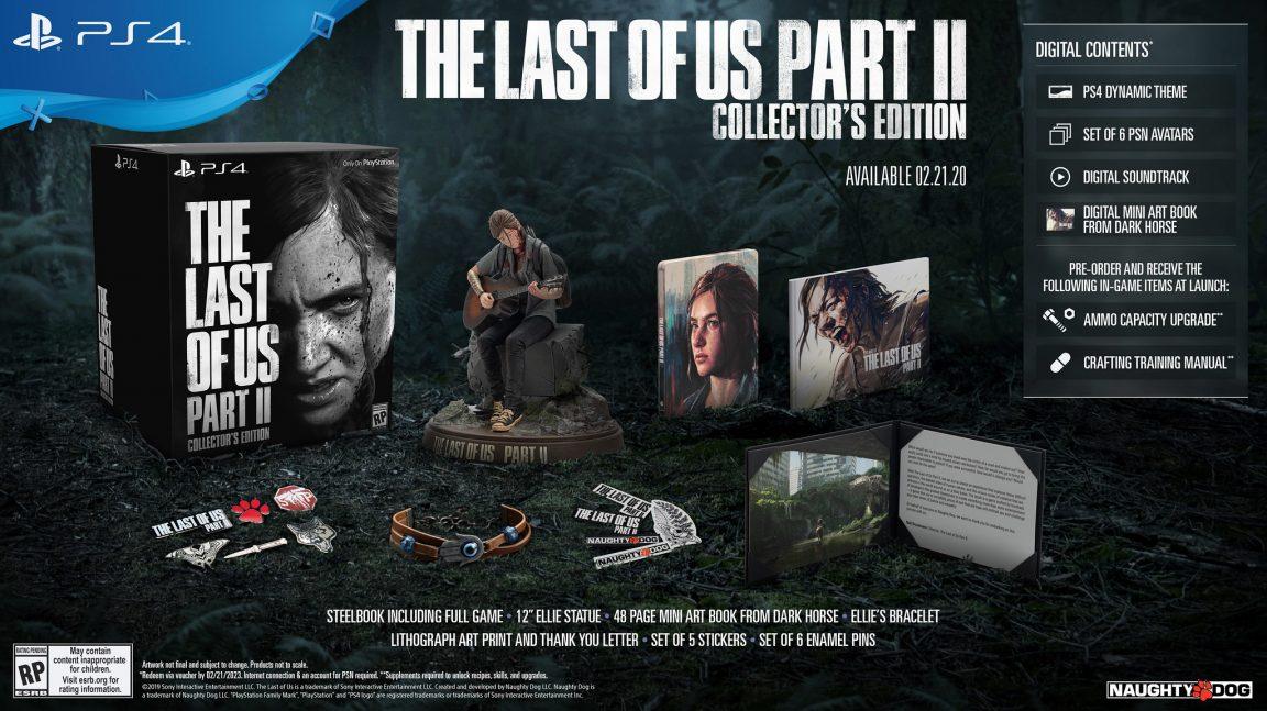 Красивый трейлер The Last of Us: часть II раскрывает дату выхода. Игра получит 5 разных изданий
