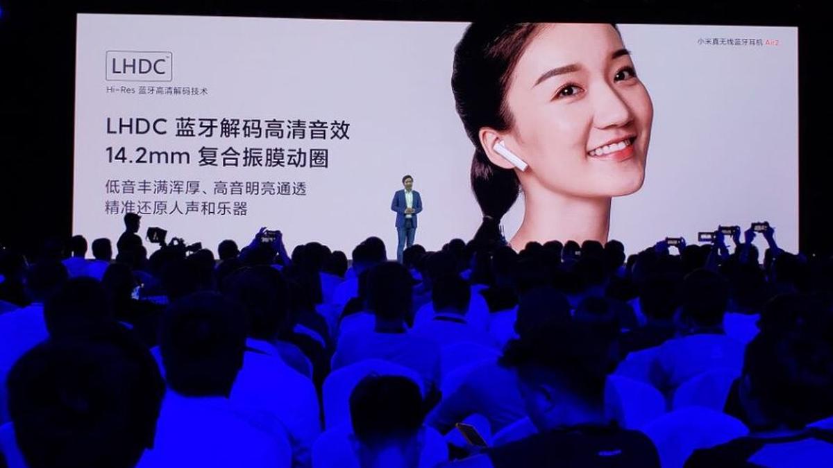 Наушники Xiaomi Air 2 с беспроводным подключением Bluetooth выпущены за 399 юаней 1