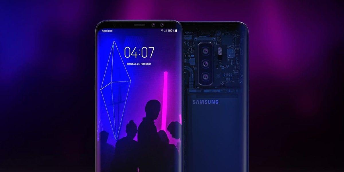 возможные камеры Samsung Galaxy S11