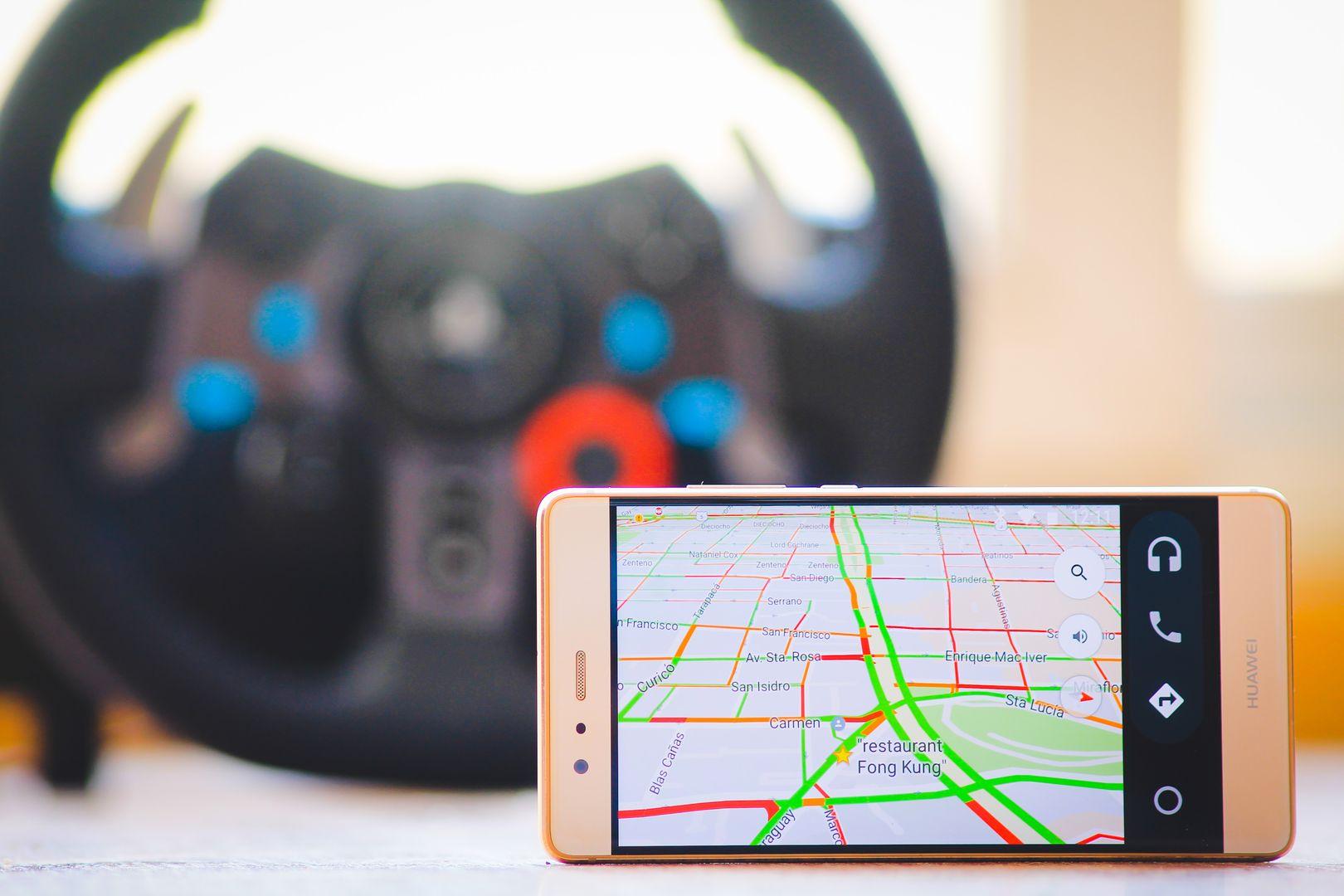 Неделя с новым приложением Android Auto