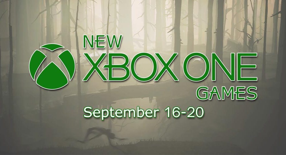 Новые игры для Xbox 16-20 сентября: головоломки, платформеры и симуляторы