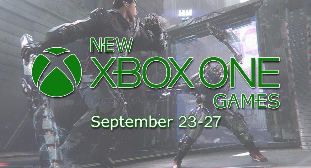 Новые игры для Xbox 23-27 сентября: сиквелы, DLC, спорт и многое другое ...
