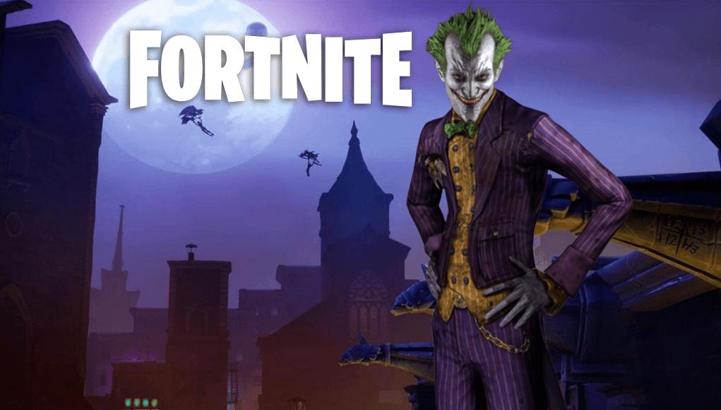 Новые файлы утечки Fortnite x Бэтмен обнаруживает таинственный объект Джокера - Fortnite вентиляторы
