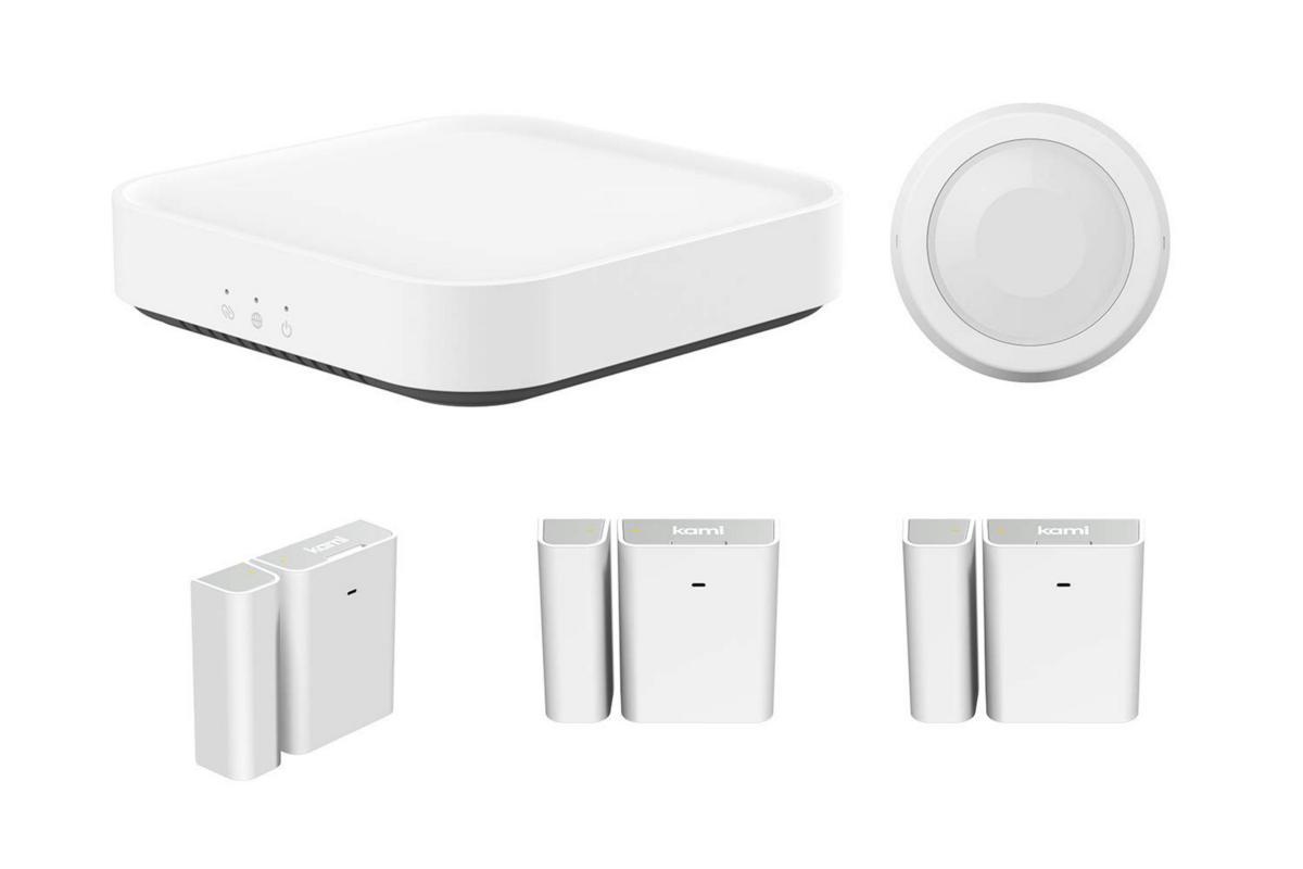 Обзор Kami Smart Security Starter Kit: его низкая цена - единственное, что у него есть для этого