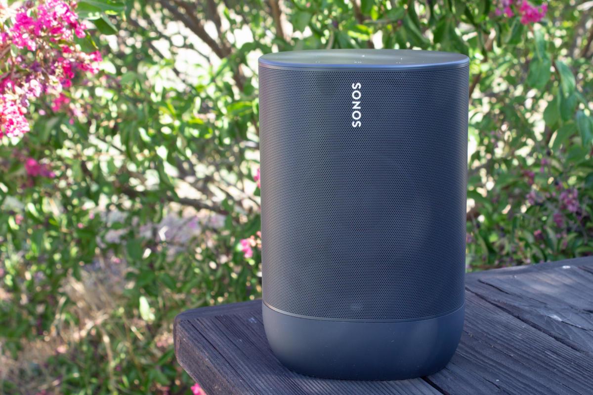 Обзор Sonos Move: великолепные аудио выступления дома и в дороге