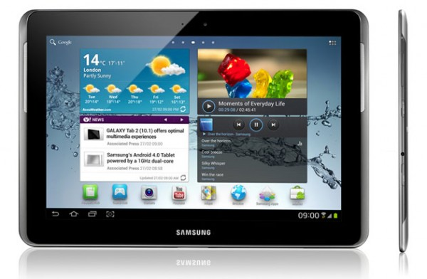 Как обновить Galaxy Tab 2 10.1 P5100 до XXBLH2 Android 4.0.4 Официальная прошивка 1