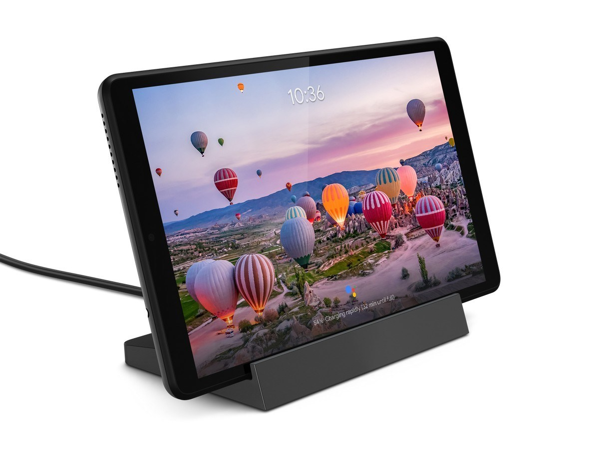 Объявлены планшеты Lenovo Smart Tab 10 и Smart Tab M8