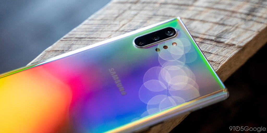Отчет: Samsung Galaxy Note  10+ 5G - уже самый продаваемый смартфон 5G